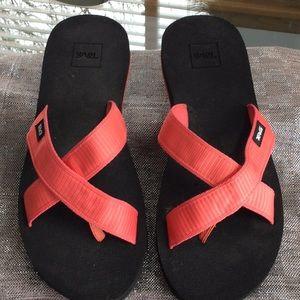 Teva woman's size 9 sandal